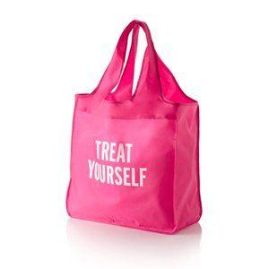 Kate Spade Pink Shopping Bag